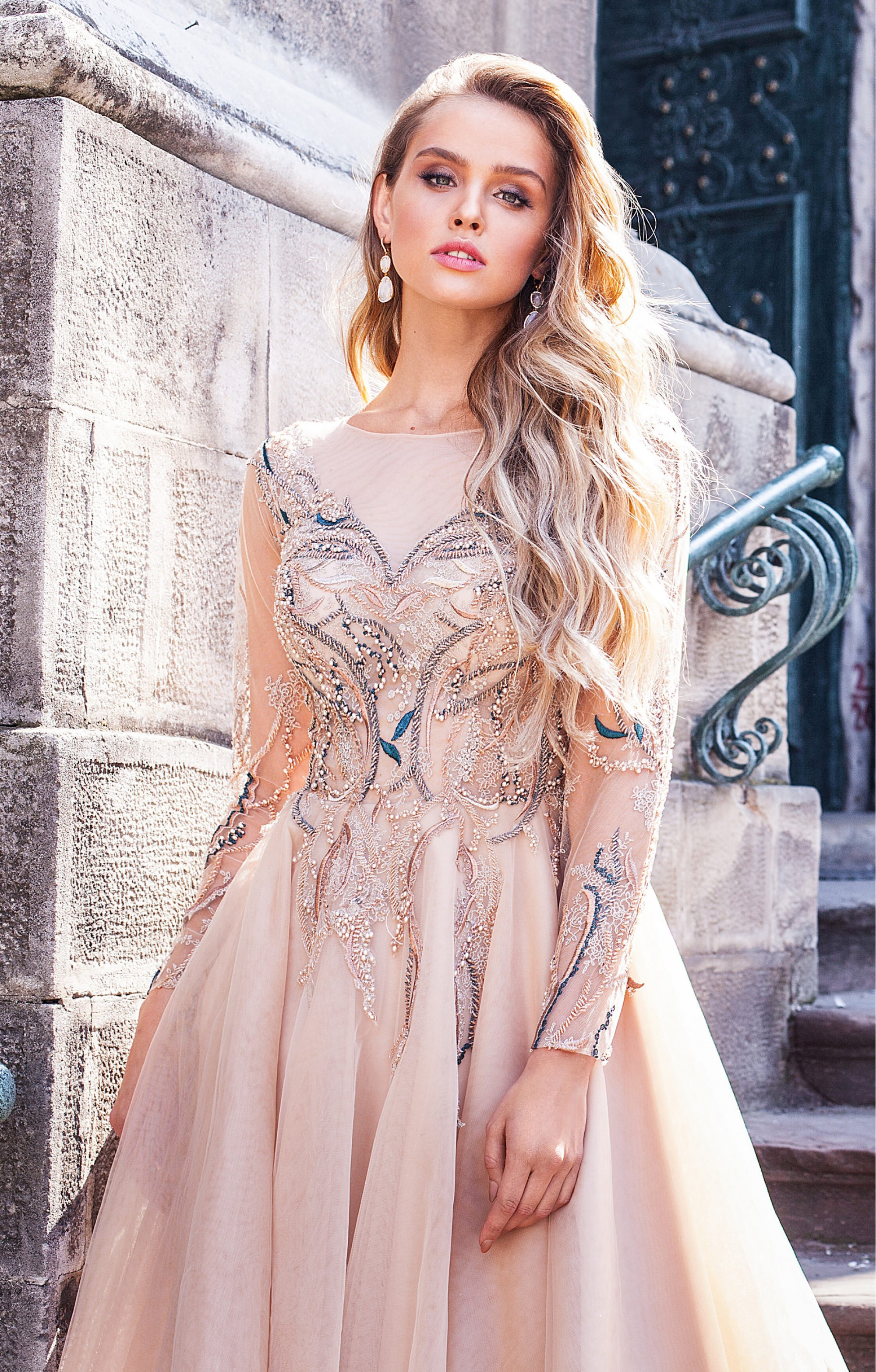 "Couture Kleid ""Elin"""