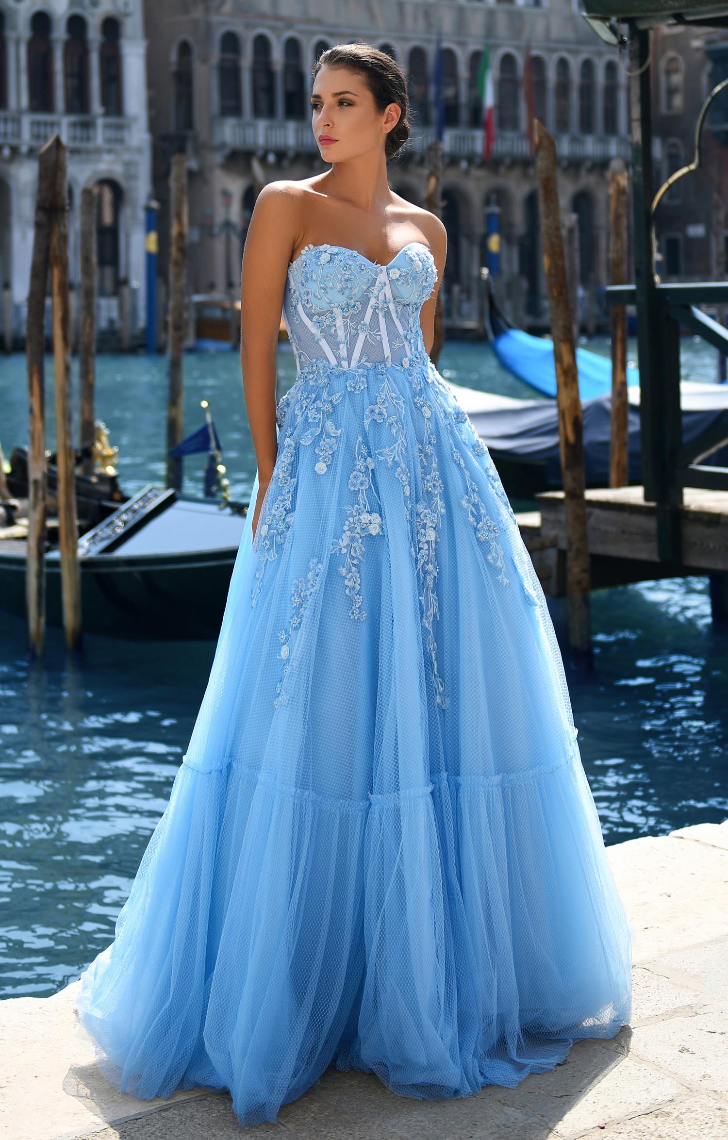 "Abendkleid ""Luciana"""