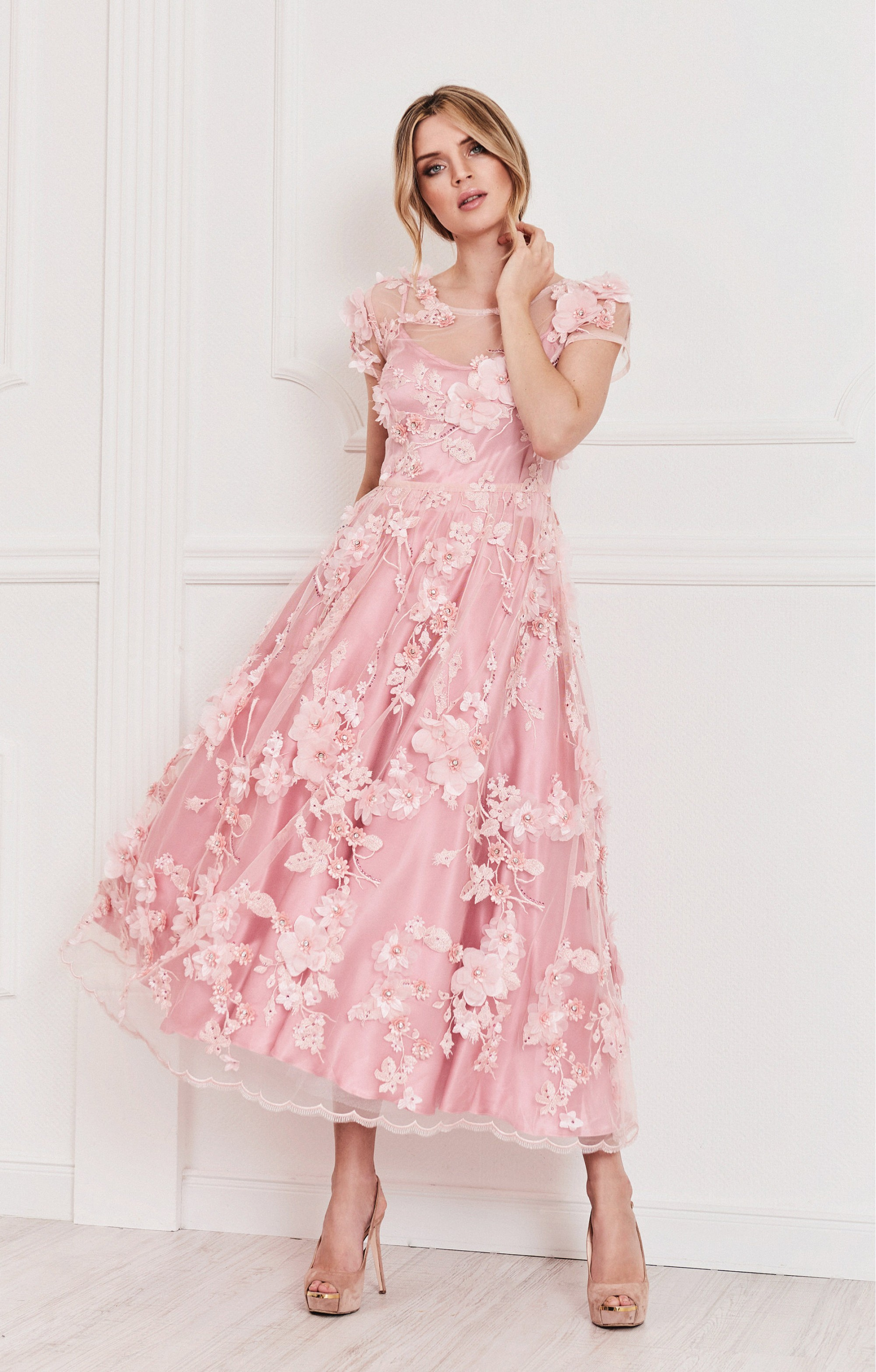 "Couture Abendkleid ""Josefine"""