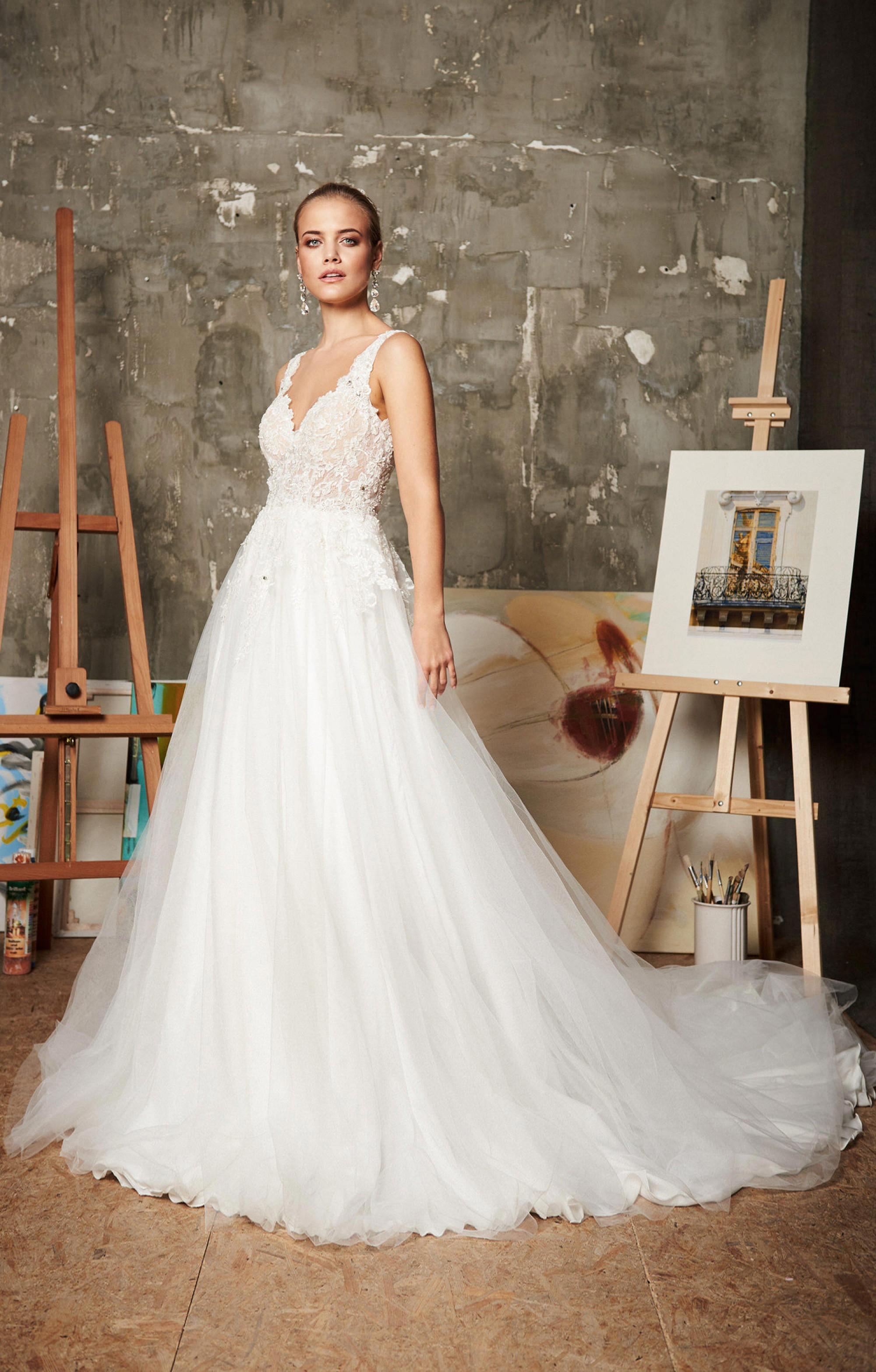 Nett Griechische Inspirierten Hochzeitskleider Zeitgenössisch ...
