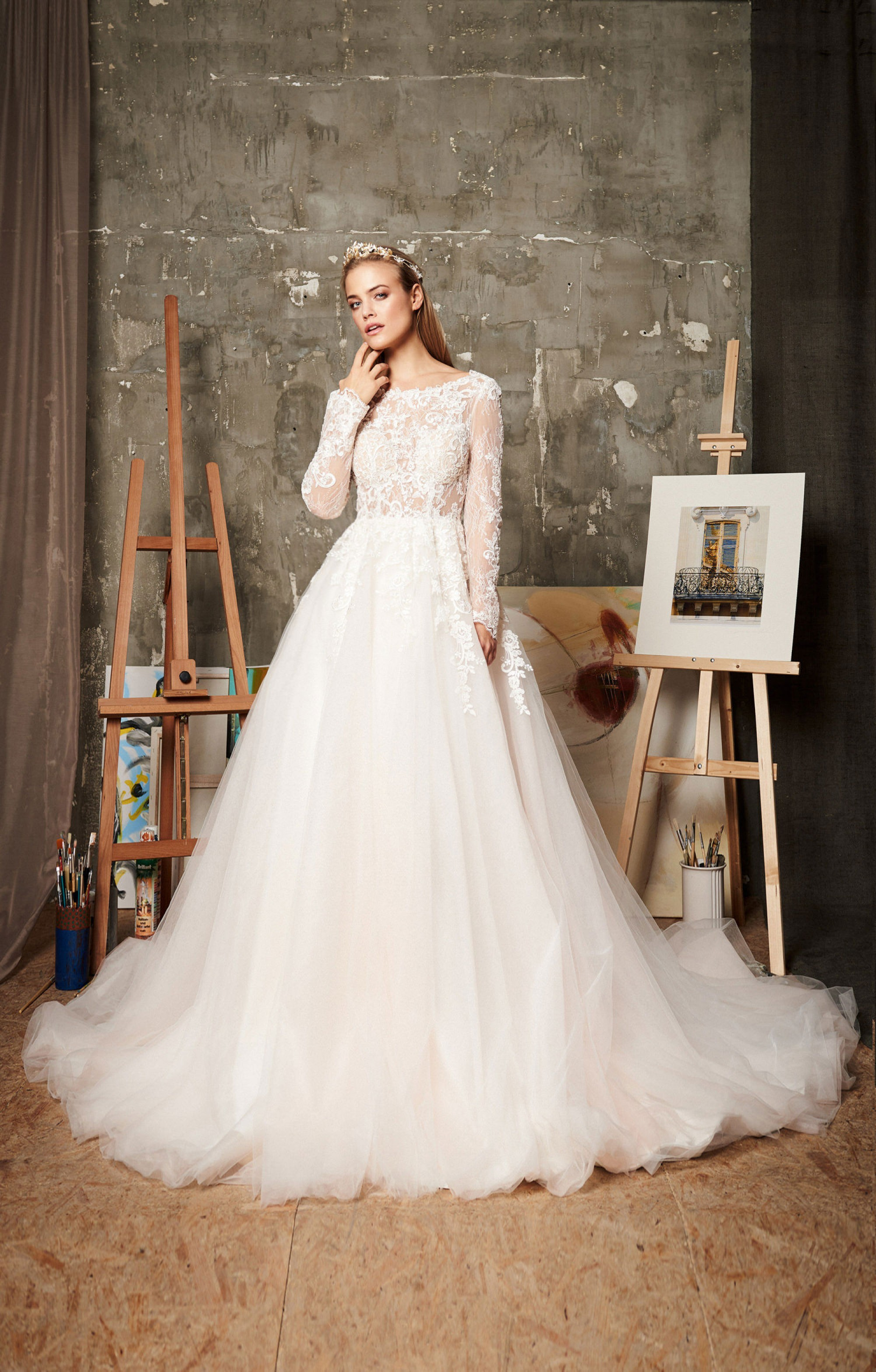 "Wedding dress ""Nathalie"""