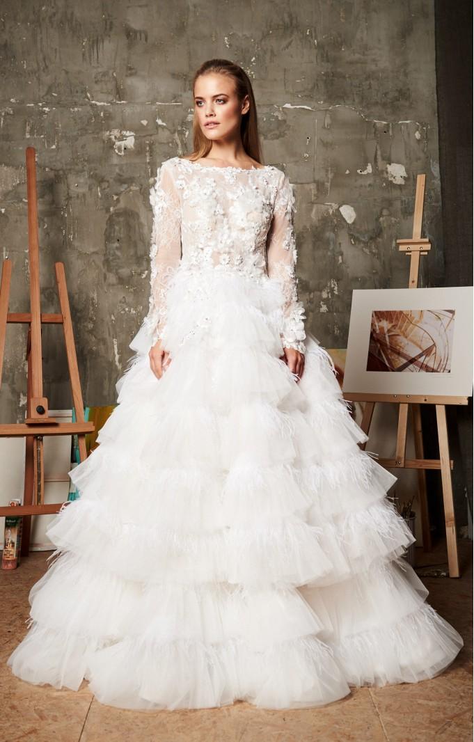 "Wedding dress ""Jaclyn"""