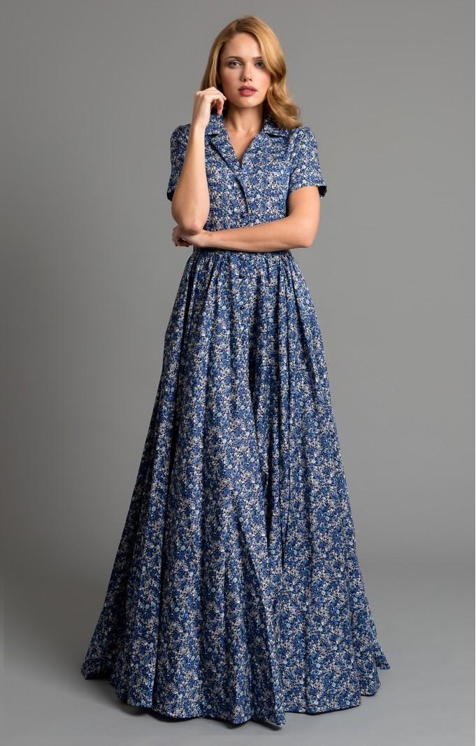 "Maxi dress ""Emilia"""