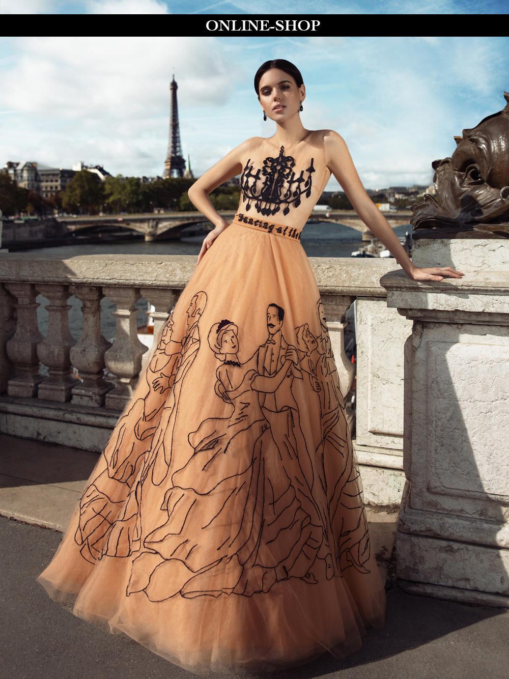 Stilvolle Abendkleider und Ballkleider aus Berlin - Elegante