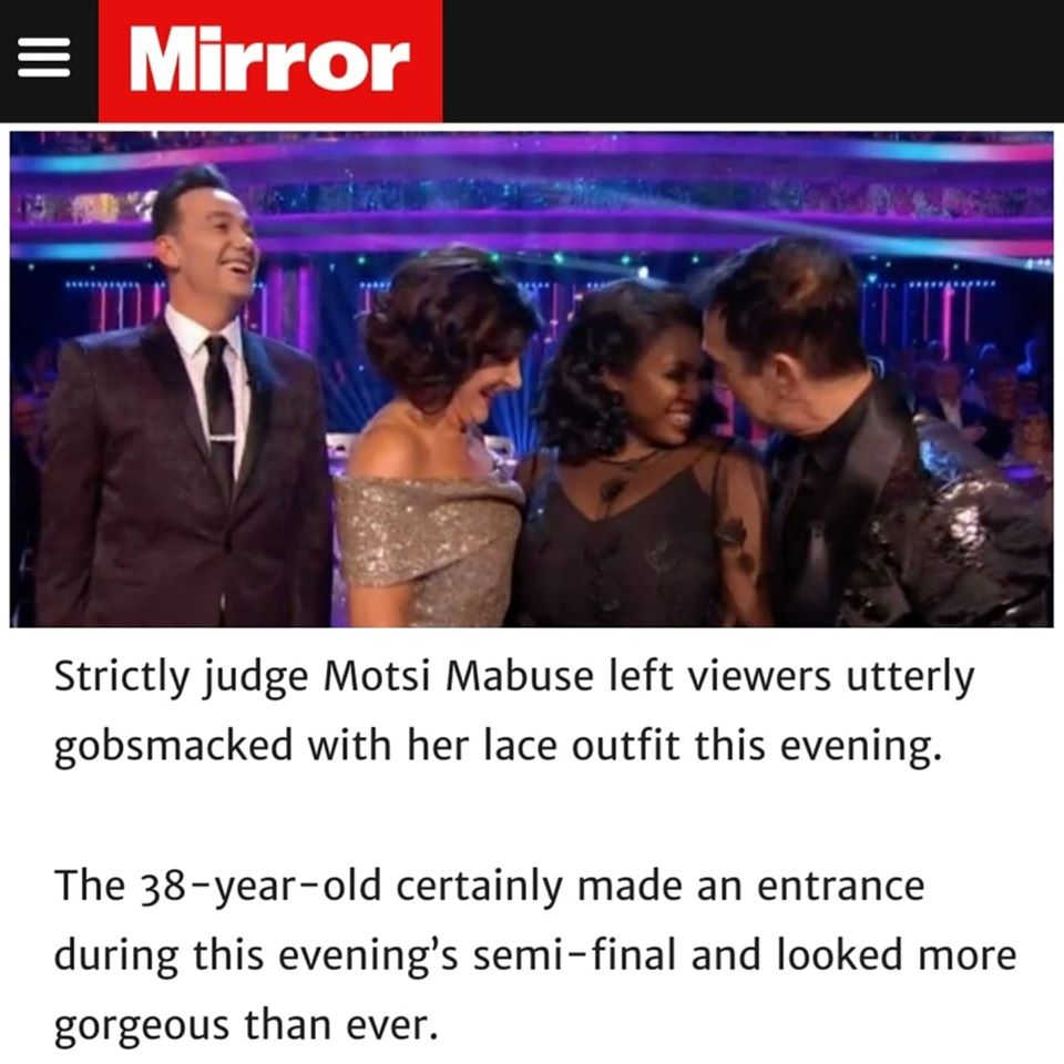 SEMI-FINAL Strictly Come Dancing in London