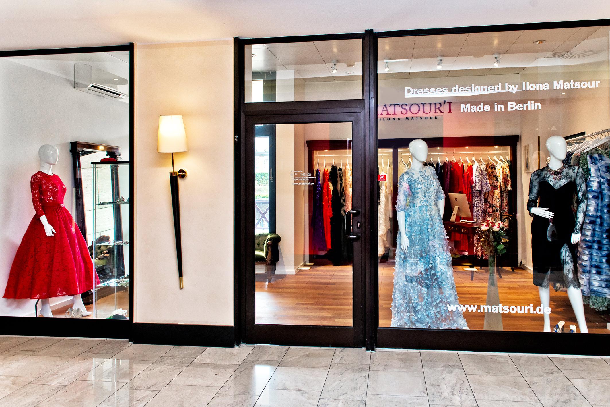 matsour'i abendmode berlin - boutique