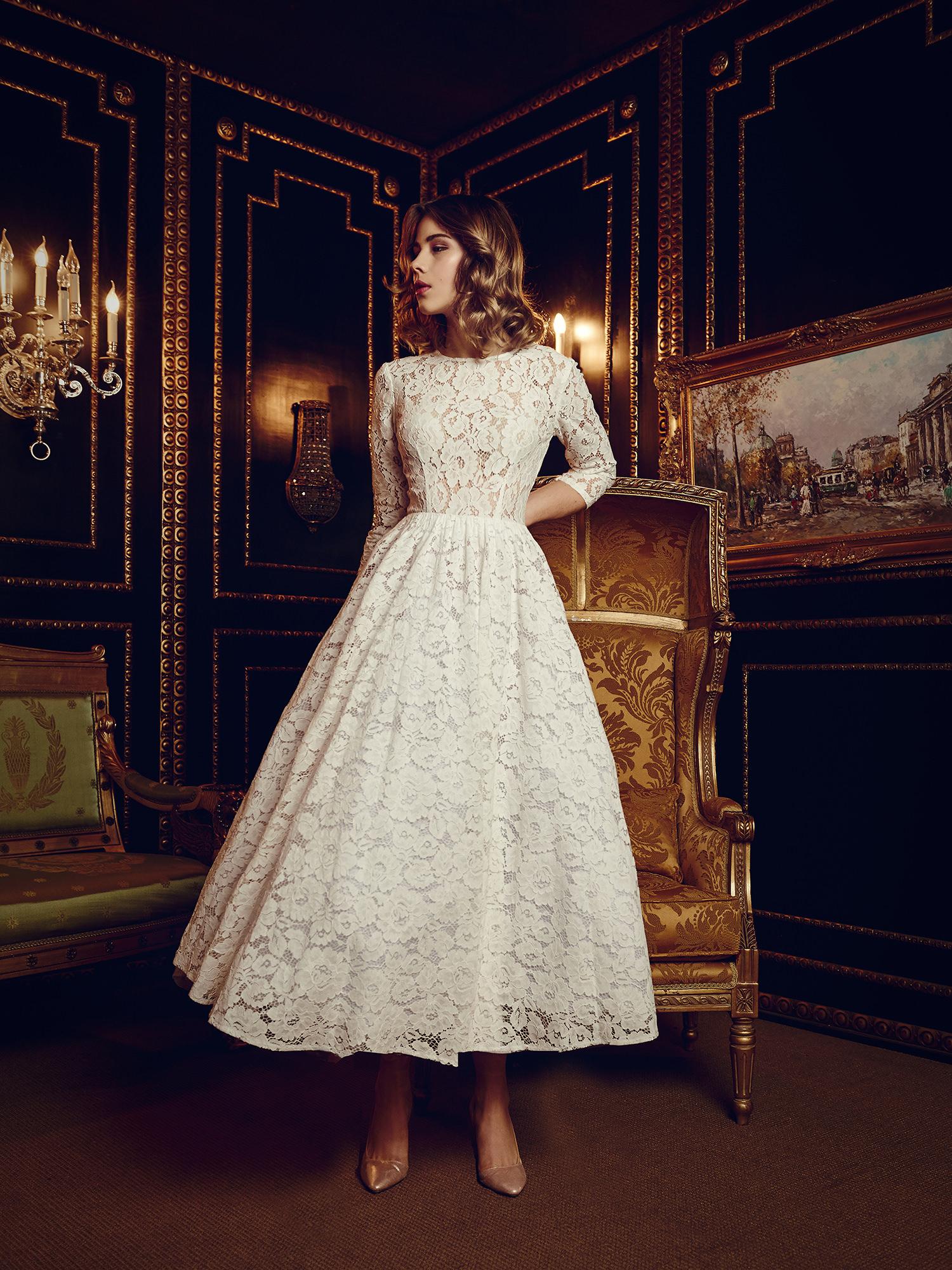 Ziemlich Designer Kleider Für Hochzeitsgäste Bilder - Brautkleider ...