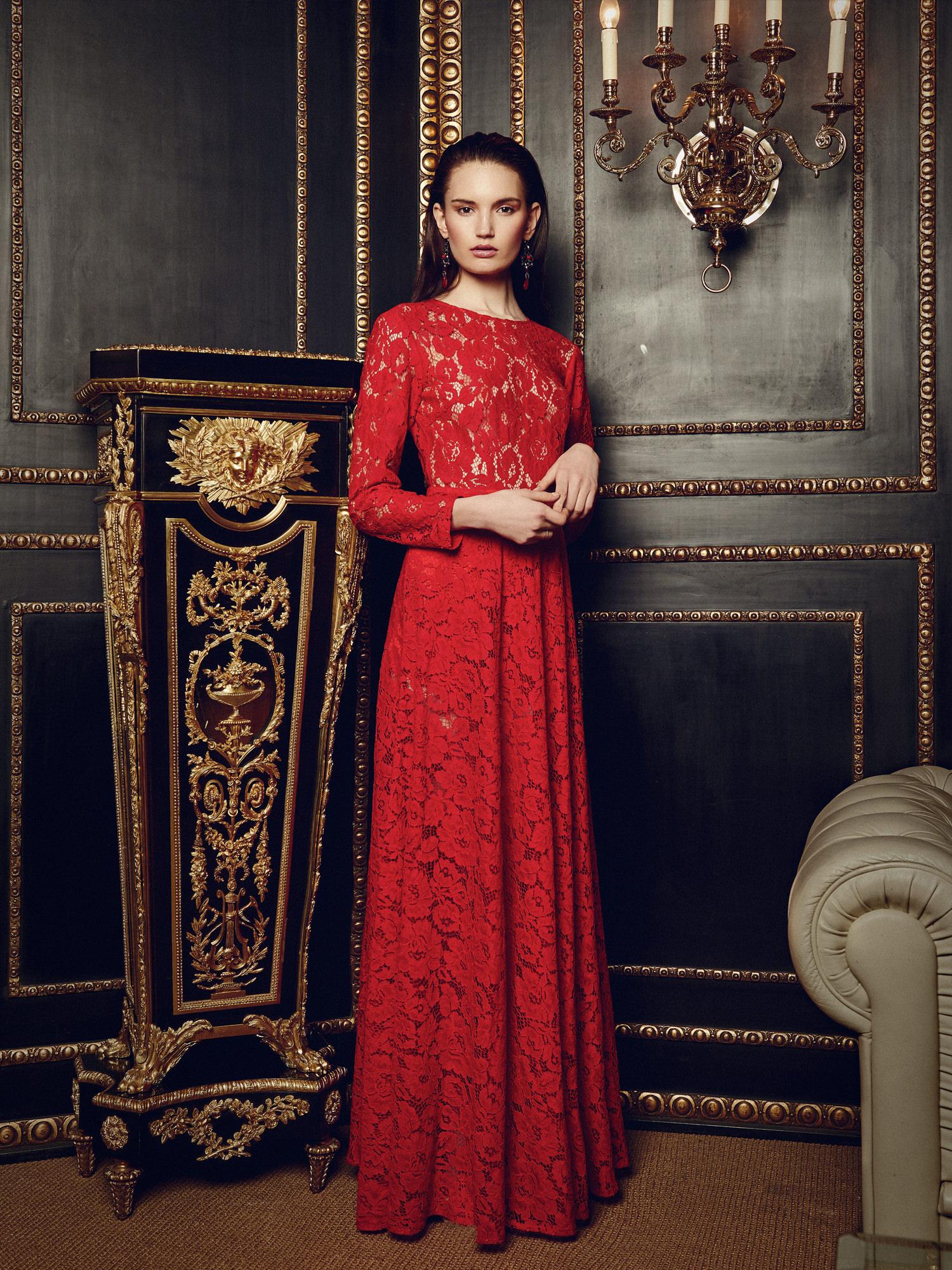 Fein Designer Kleider Für Eine Hochzeit Gast Galerie - Brautkleider ...